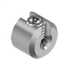 Klemmring einfach Edelstahl V4A  -  2mm, 3mm, 4mm, 5mm, 6mm