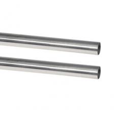Edelstahlrohr hochglanzpoliert mit 22MM Außendurchmesser - V4A, AISI 316
