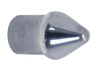 19, 20, 22, 25 mm konische Rohrkappe Edelstahl V4A Handlauf-Endstück