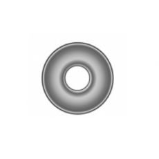 10 Stk. Unterlegscheiben 6,6 x 22 mm DIN440 Edelstahl V4A