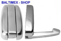 Kleiderhaken Nr.9 klappbar 50X50mm Edelstahl V4A poliert