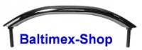 25 X 460 mm Handlauf Edelstahl V2A poliert