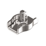 Simplex Drahtseilklemme Edelstahl V4A  - 2mm, 3mm, 4mm, 5mm, 6mm, 8mm