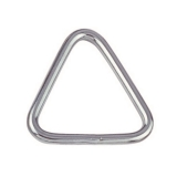 8x45 Triangel Edelstahl V2A
