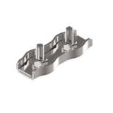 Duplex Drahtseilklemme Edelstahl V4A  -  2mm, 3mm, 4mm, 5mm, 6mm, 8mm