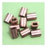 1 Stk. 4,8-5 mm Kupfer - Presshülse ähnl. Nicopress