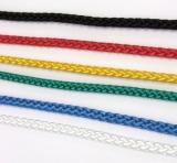 5MM - hochfeste Flechtleine, Polypropylen, 8-fach geflochten, verschieden Farben - 10 Meter