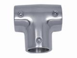 Rohrverbinder T-Stück 90 Grad - 22MM, 25MM, 30MM - Edelstahl V4A AISI 316