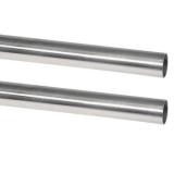Edelstahlrohr hochglanzpoliert mit 25MM Außendurchmesser - V4A, AISI 316