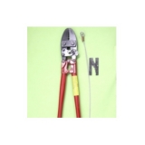 Presszange für Nicopress 1,5 - 5,0 mm m. Seilschneider