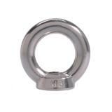 1 Stk. M20 Ringmutter ähnlich DIN 582 Edelstahl V4A AISI316